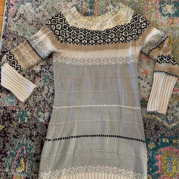 Jessica Simpson sweater dress ❄️